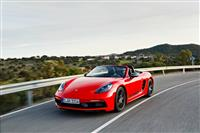 Image of the 718 Boxster T
