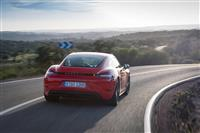Image of the 718 Cayman T