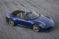 Popular 2020 Porsche 911 Carrera S Wallpaper