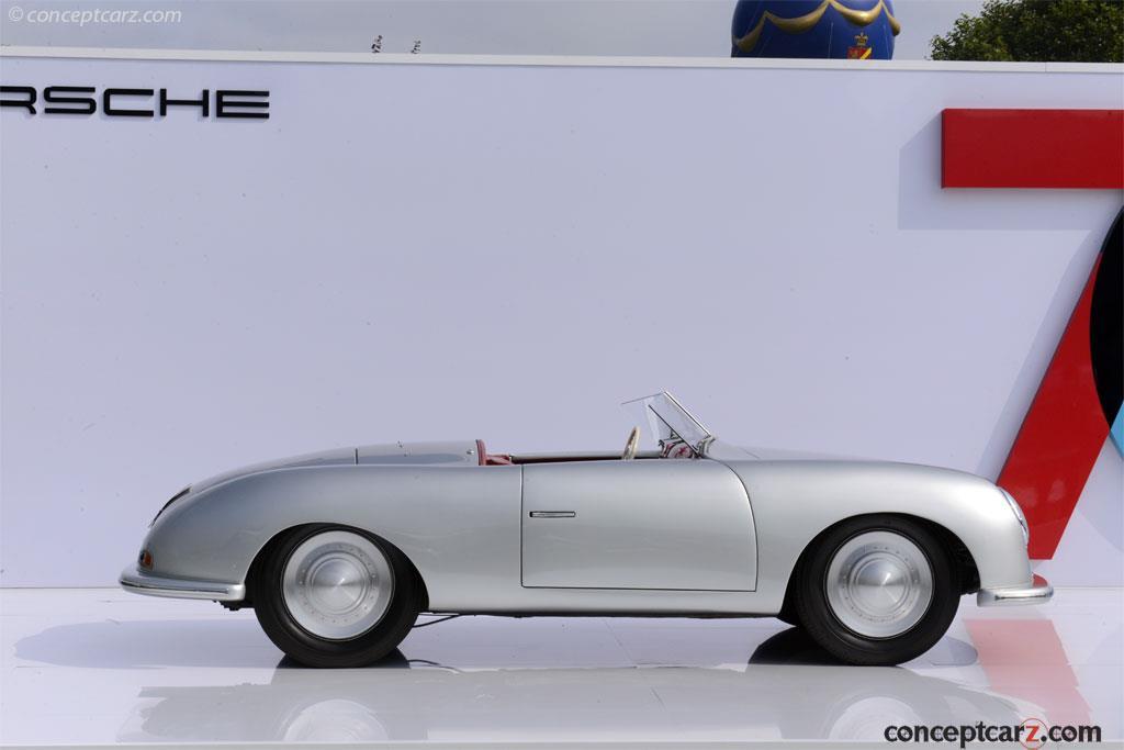 1948 Porsche 356 Conceptcarzcom