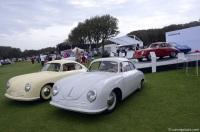 1949 Porsche 356/2 Gmund