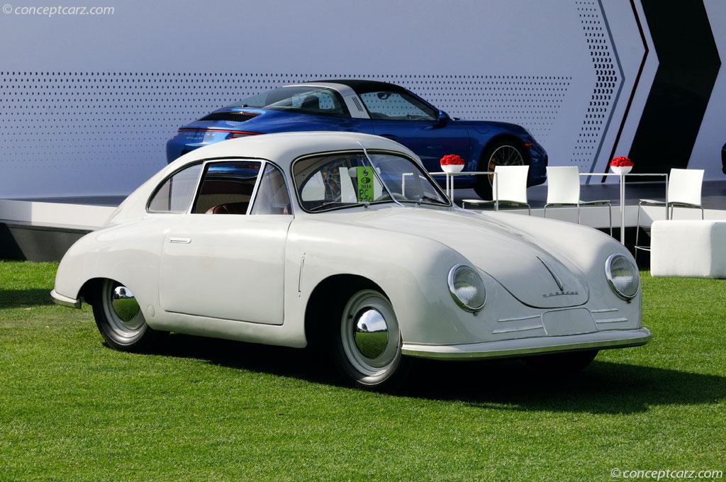 1949 Porsche 356 2 Gmund At The Amelia Island Concours D
