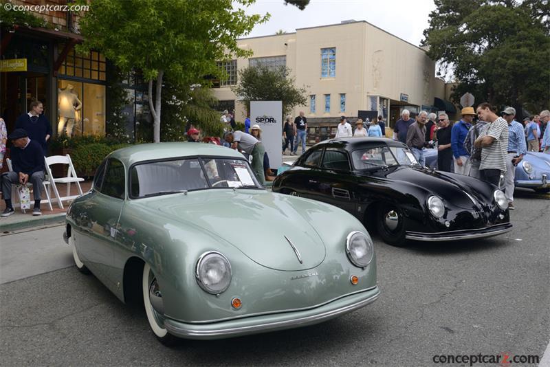 24+ Porsche 1950