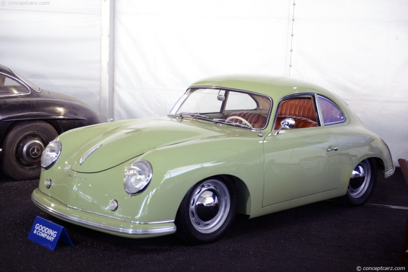 1952 Porsche 356 Image Chassis Number 11742 Photo 51 Of 90