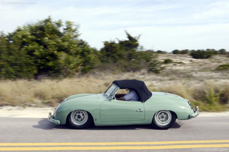 1952 Porsche 356 American Roadster Image