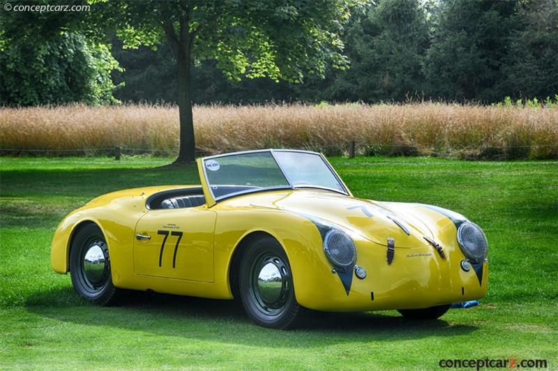 1952 Porsche Type 540 American Roadster