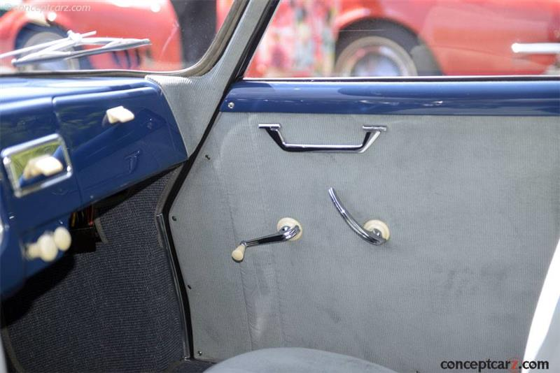 1953 Porsche 356