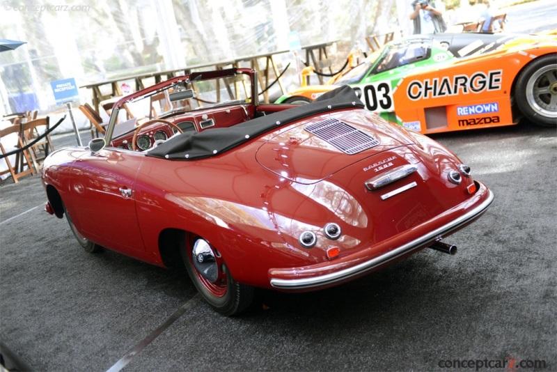 Chis 60568, engine 33108. 1954 Porsche 356 chis information
