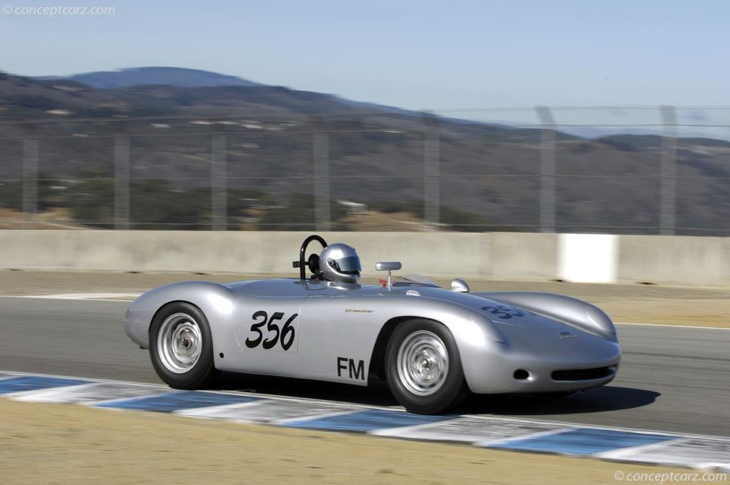 1955 Porsche 356 Devin Special History Pictures Value