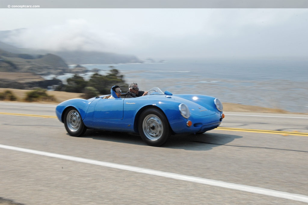 Auction Results And Data For 1955 Porsche 550 Rs Spyder