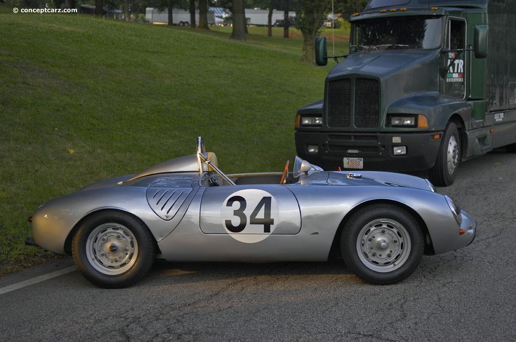 1955 Porsche 550 Rs Spyder Image Photo 107 Of 140