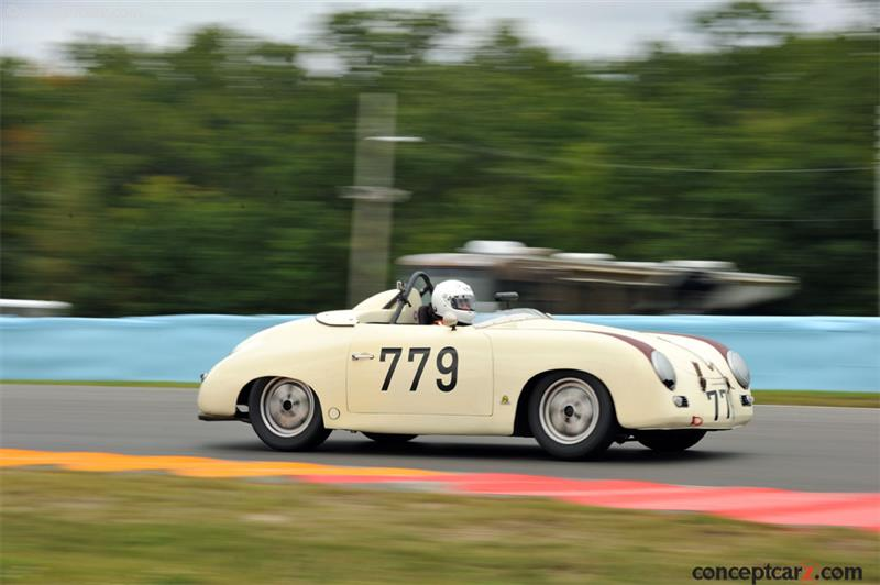 1955 Porsche 356 History, Pictures, Sales Value, Research and News