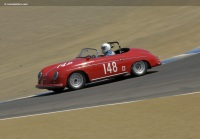 1956 Porsche 356A.  Chassis number 82471