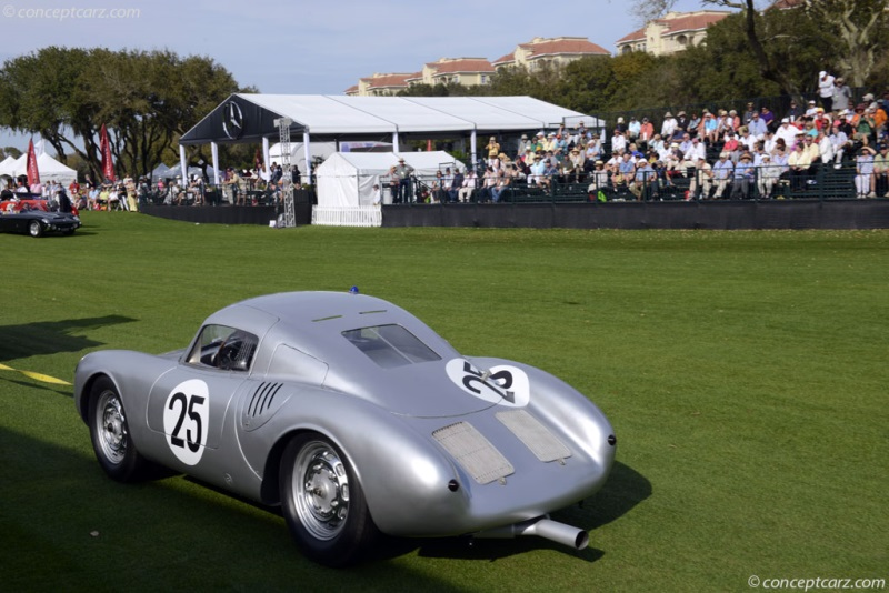 1956 Porsche 550 Rs Spyder Image Chassis Number 550 A