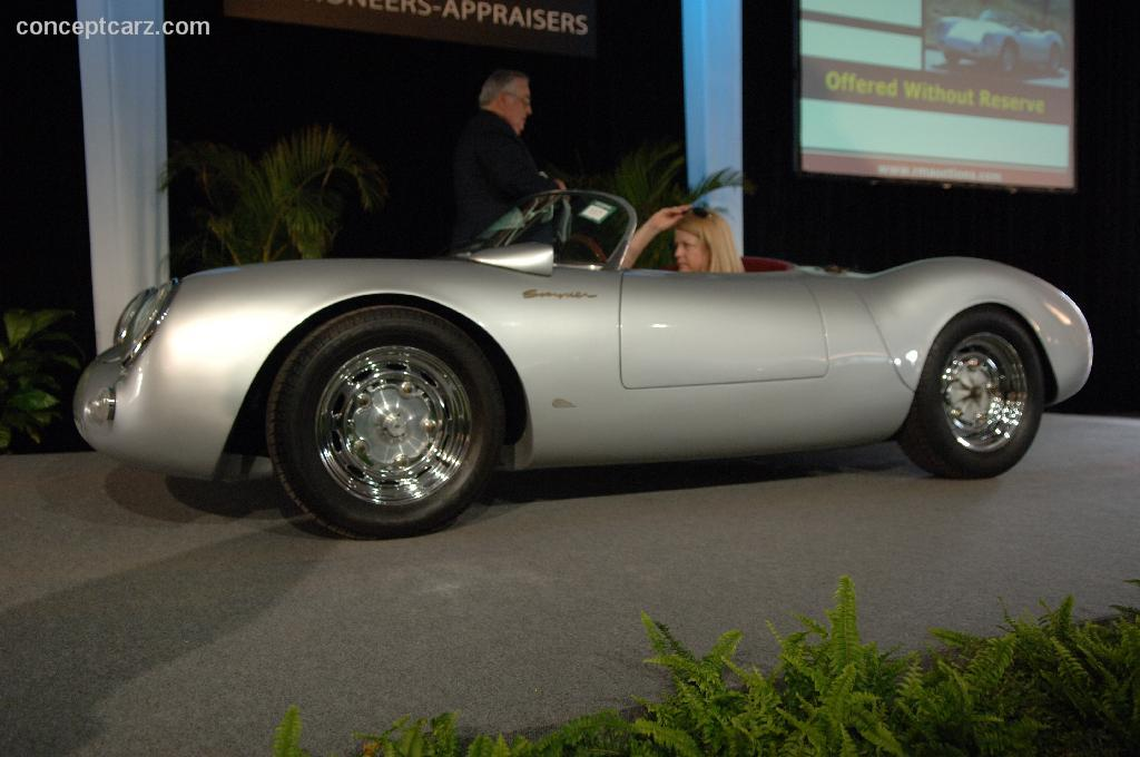1956 Porsche 550 Rs Spyder Replica Image Photo 5 Of 11