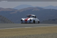 1957 Porsche 356 A.  Chassis number 101597