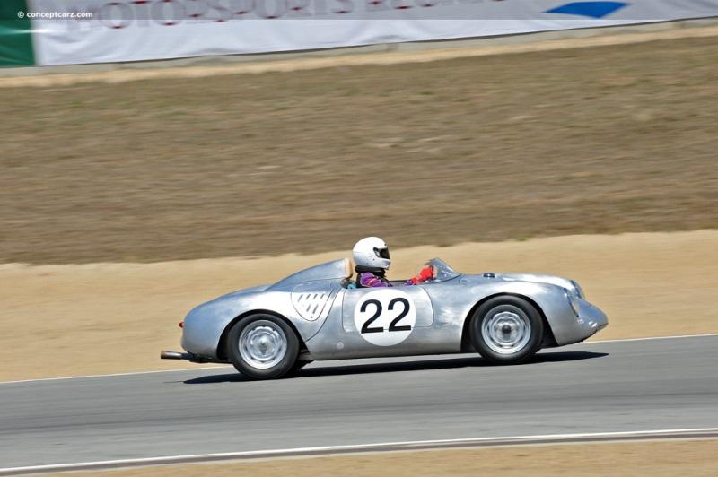 1957 Porsche 550A RS Spyder