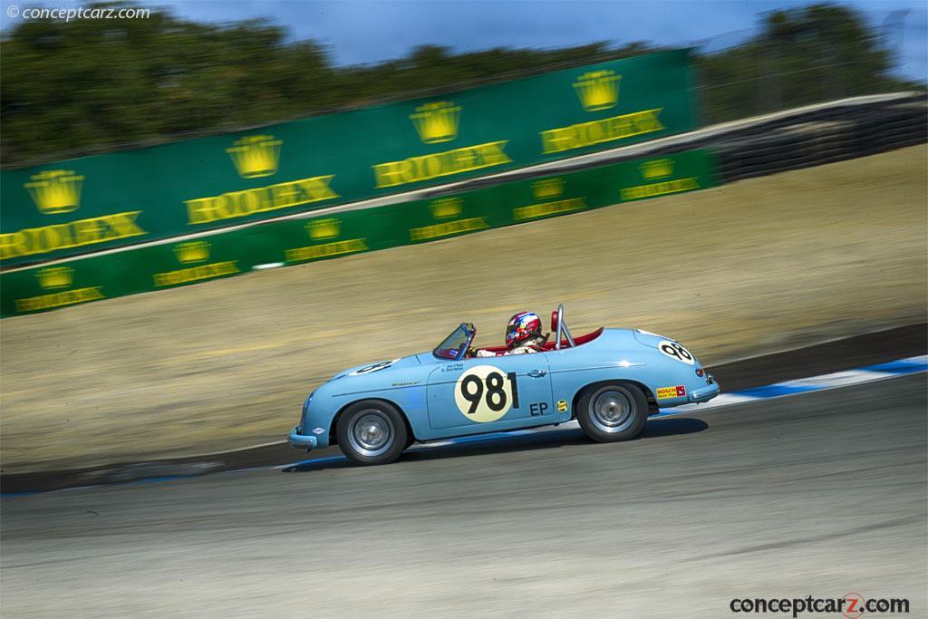 1957 Porsche 356 A Pictures History Value Research News Conceptcarz Com