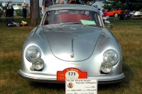 1957 Porsche 356A 1500 GS-GT Carrera Sunroof Coupe image.