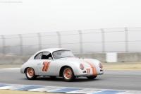 1957 Porsche 356 A