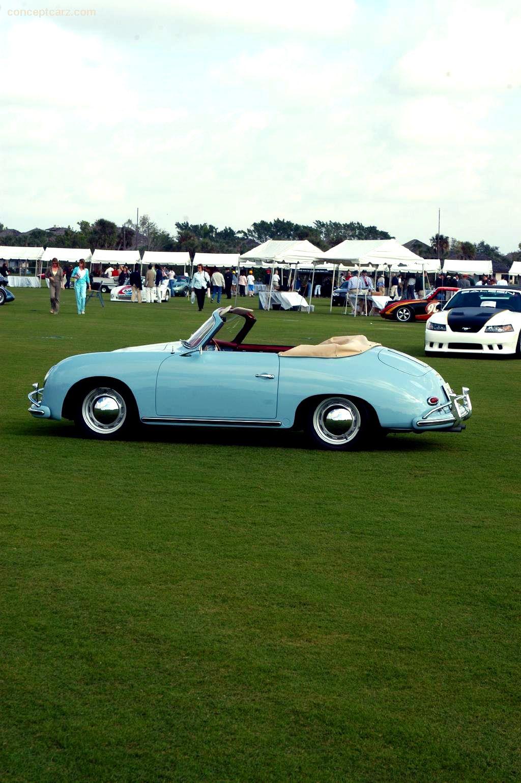 1957 Porsche 356 Image Photo 173 Of 175