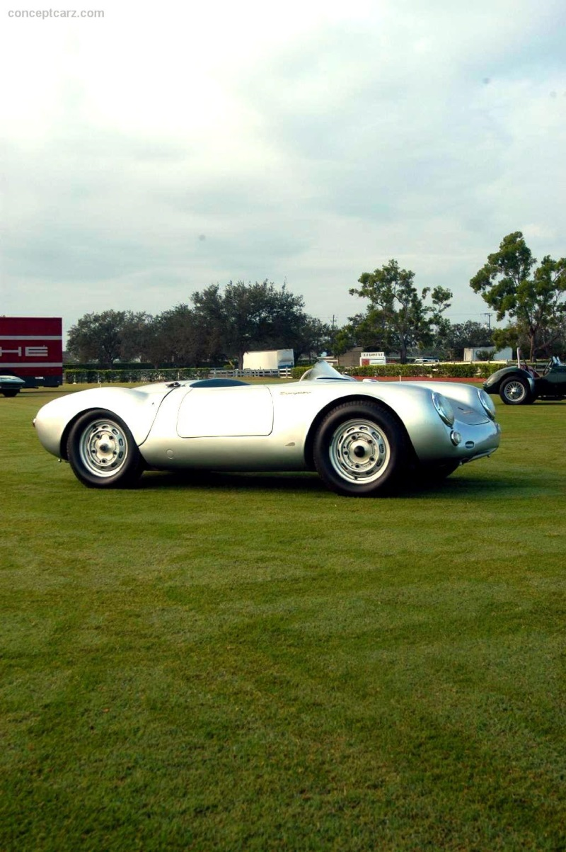 1955 Porsche 550 Rs Spyder Image Photo 128 Of 140