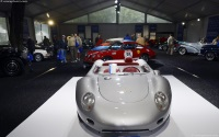 1959 Porsche 718 RSK.  Chassis number 718-023