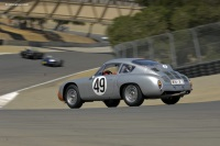 1960 Porsche Abarth 356 Carrera GTL.  Chassis number 1016