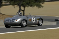 1960 Porsche 718/RS60.  Chassis number 718-052
