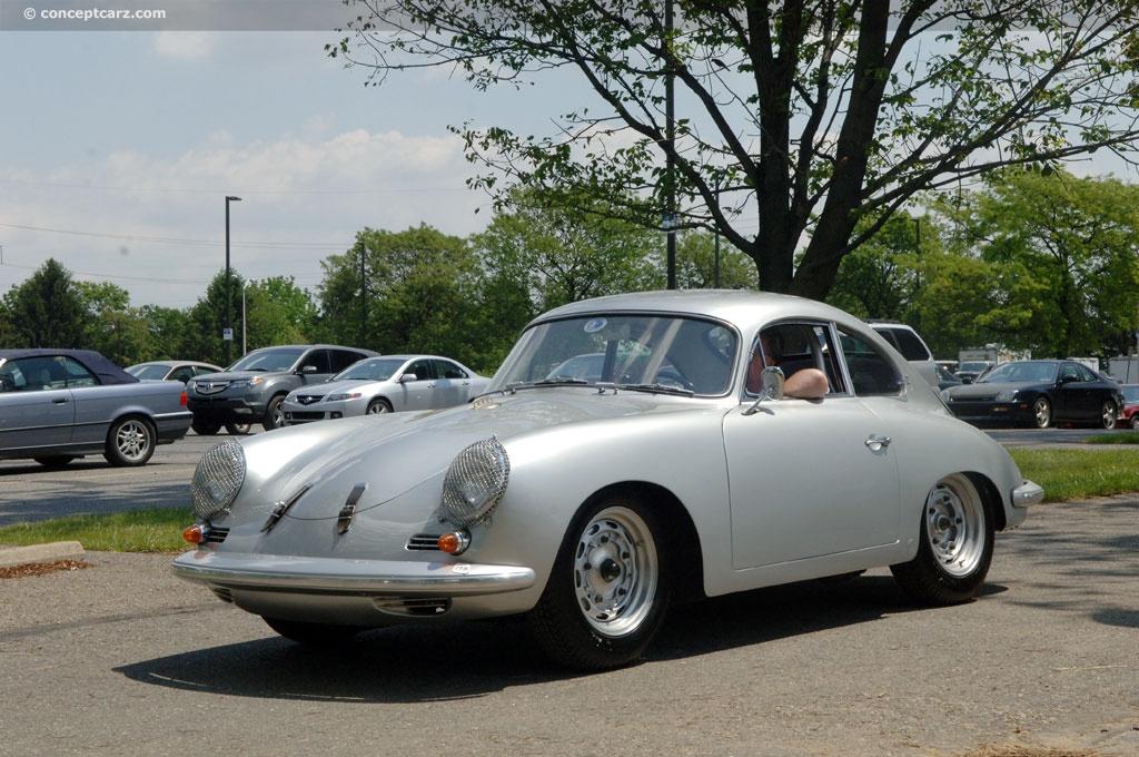 1960 Porsche 356 GSGT History Pictures Value Auction