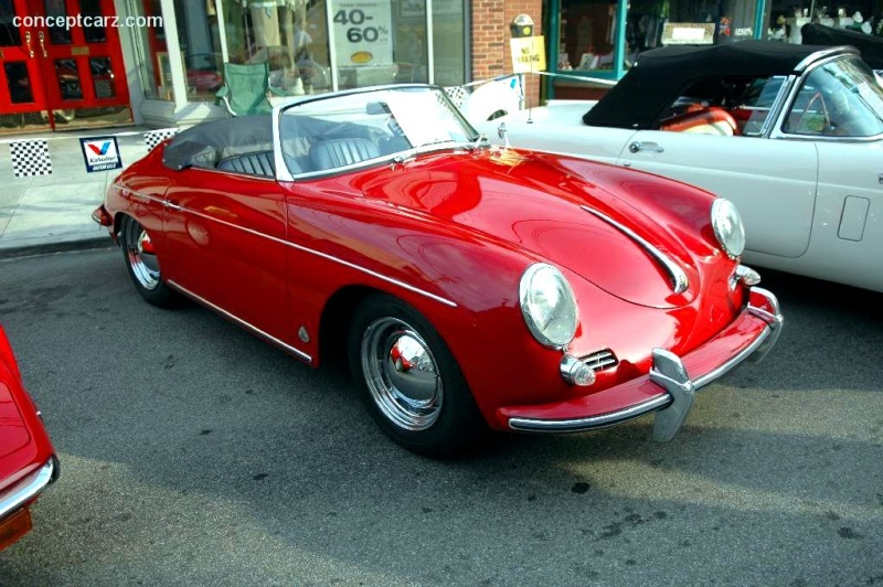 1960 Porsche 356B