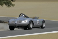 1956-61 Sports Racing Cars Under 2500cc