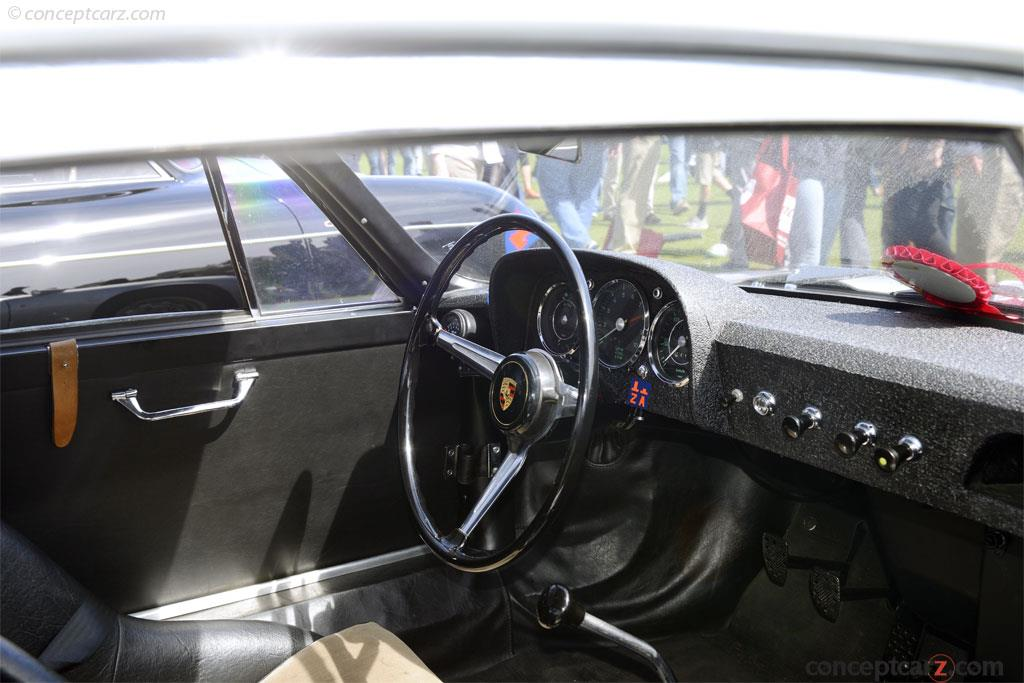 1961 Abarth 356 Carrera GTL