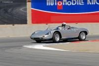 1962 Porsche 718/8 W-RS image.