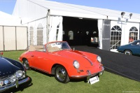 1963 Porsche 356.  Chassis number 159295