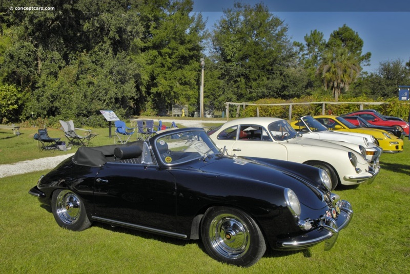1963 Porsche 356 Image. Photo 122 of 130