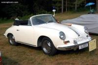 1963 Porsche 356 1600 SC image.