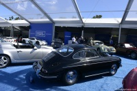 1963 Porsche 356.  Chassis number 123210
