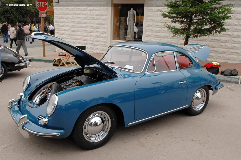 1963 Porsche 356B T-6 History, Pictures, Sales Value, Research and