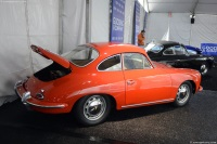 1964 Porsche 356.  Chassis number 128699