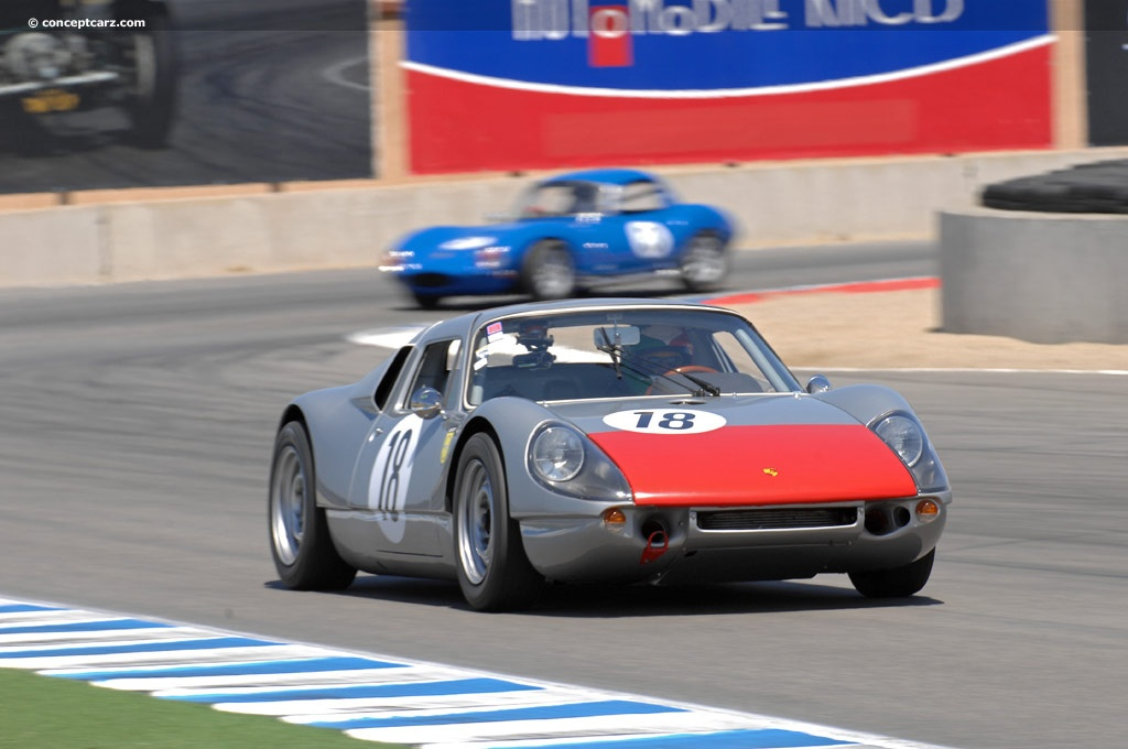 1964 Porsche 904 History Pictures Sales Value Research