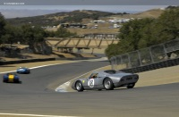 1964 Porsche 904 Carrera GTS.  Chassis number 906-002