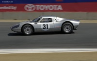 1964 Porsche 904 Carrera GTS.  Chassis number 904-006