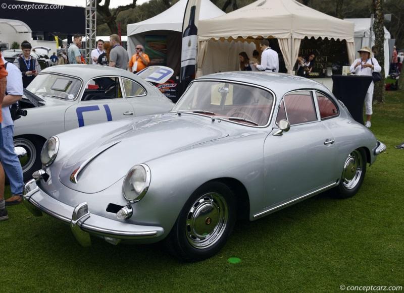 1964 Porsche 356 Carrera 2 Image. Photo 6 of 15
