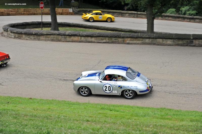 1964 Porsche 356