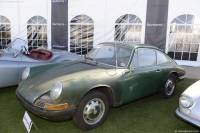 1965 Porsche 911.  Chassis number 302226