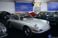 1965 Porsche 911.  Chassis number 300250