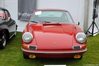 1965 Porsche 911.  Chassis number 302003