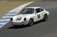 1965 Porsche 911.  Chassis number 303145