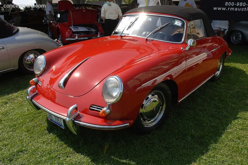 Chassis 161416 1965 Porsche 356c Chassis Information